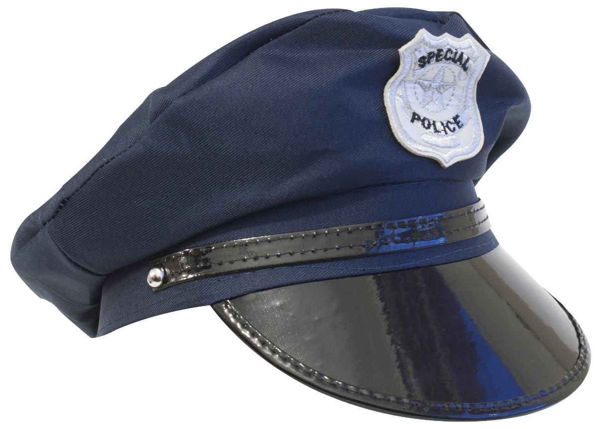 Moinho Atacadista - Festas Chapéu Boina de Policial Ref.70784 Y888 722f879c848