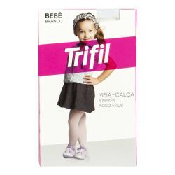 1aa80f12e Meia Calca Baby Canelada C   lycra br 8 Meses a 2anos (v)(m) · Trifil